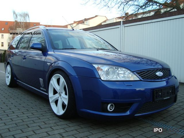 Ford Mondeo 3.0 2003 photo - 11