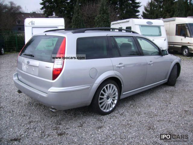 Ford Mondeo 3.0 2003 photo - 3