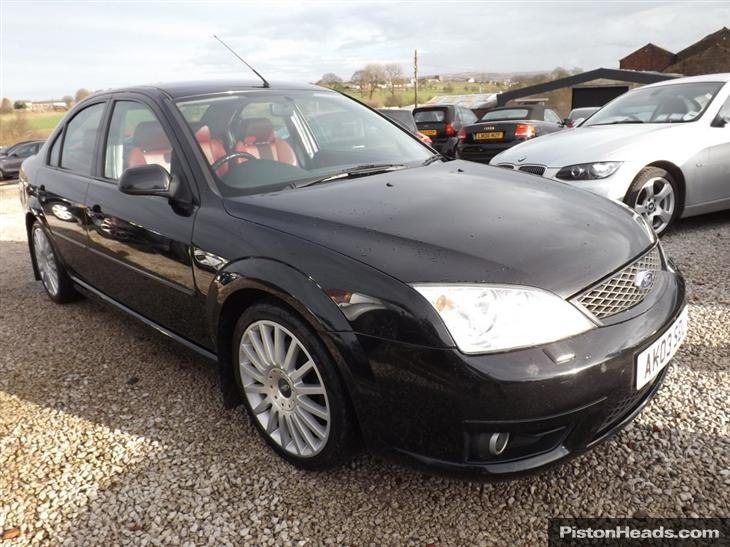 Ford Mondeo 3.0 2003 photo - 8