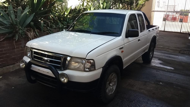Ford Ranger 2.5 2006 photo - 1