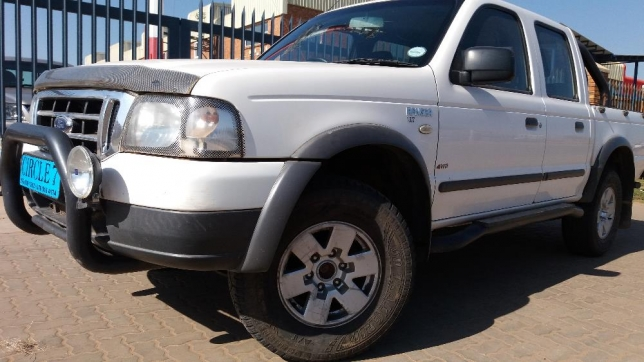 Ford Ranger 2.5 2006 photo - 10