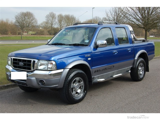 Ford Ranger 2.5 2006 photo - 11