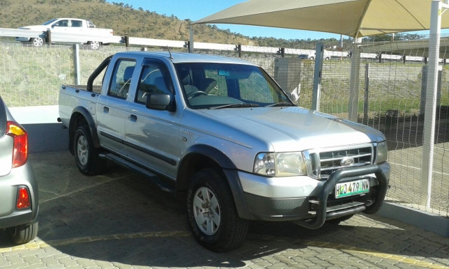 Ford Ranger 2.5 2006 photo - 12