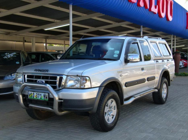 Ford Ranger 2.5 2006 photo - 8
