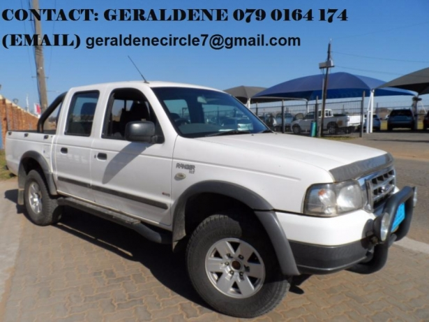 Ford Ranger 2.5 2006 photo - 9