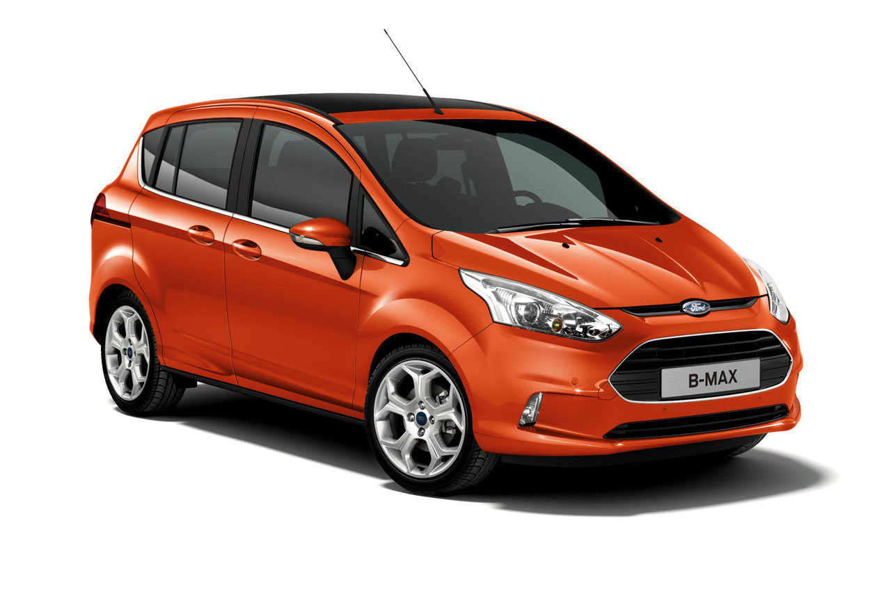 Ford S-Max 1.8 2010 photo - 10