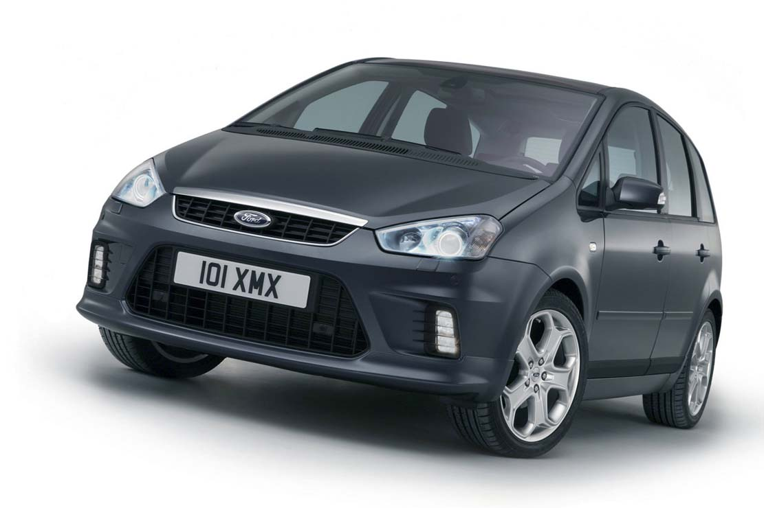 Ford S-Max 1.8 2010 photo - 6