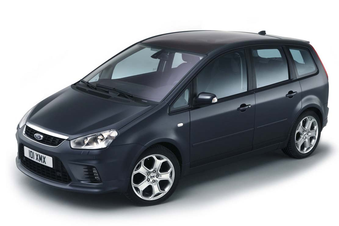 Ford S-Max 1.8 2010 photo - 7