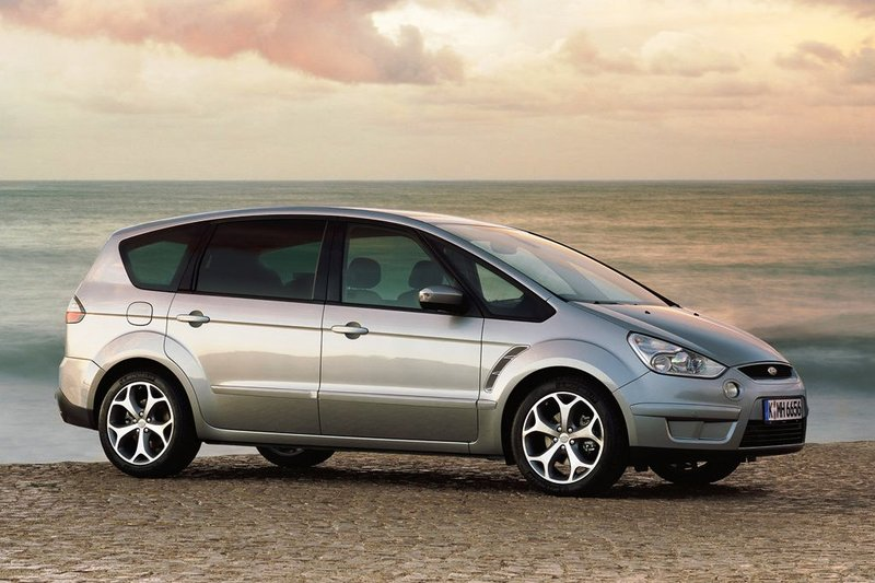 Ford S-Max 2.0 2006 photo - 5