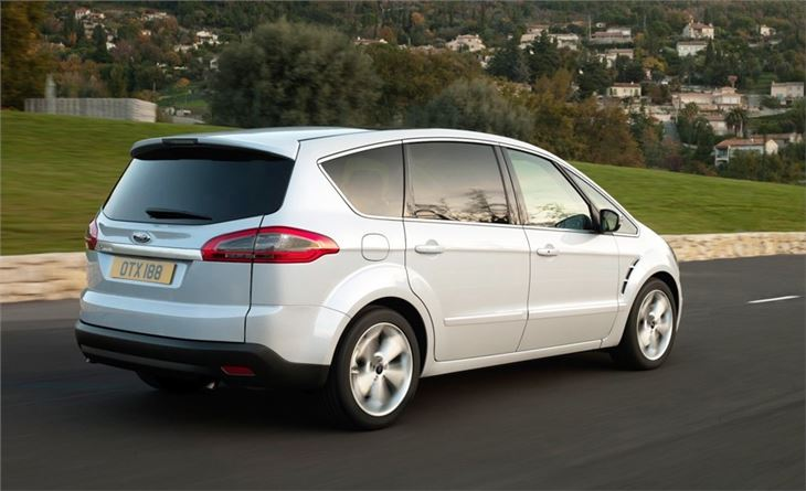 Ford S-Max 2.0 2006 photo - 6