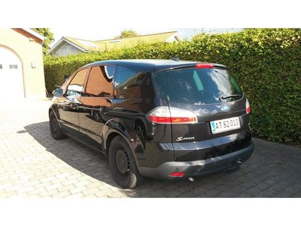 Ford S-Max 2.0 2006 photo - 7