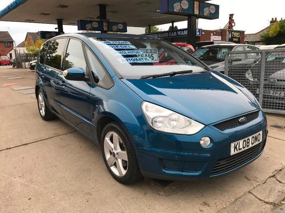 Ford S-Max 2.0 2008 photo - 3