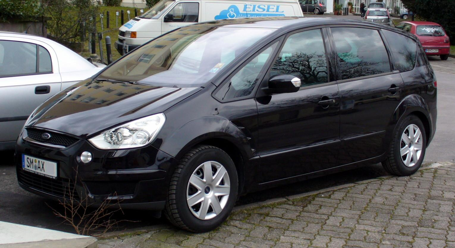 Ford S-Max 2.2 2007 photo - 1