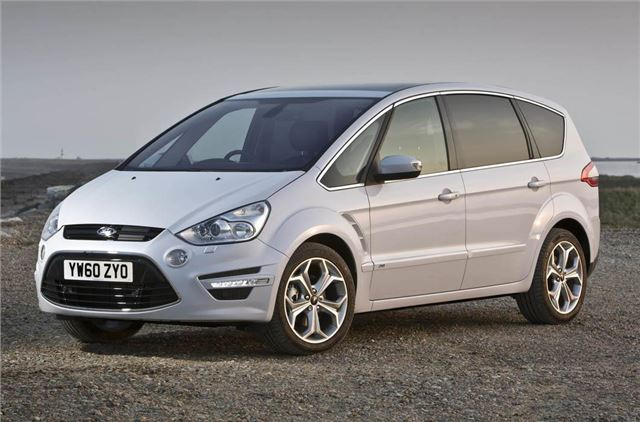 Ford S-Max 2.2 2007 photo - 3