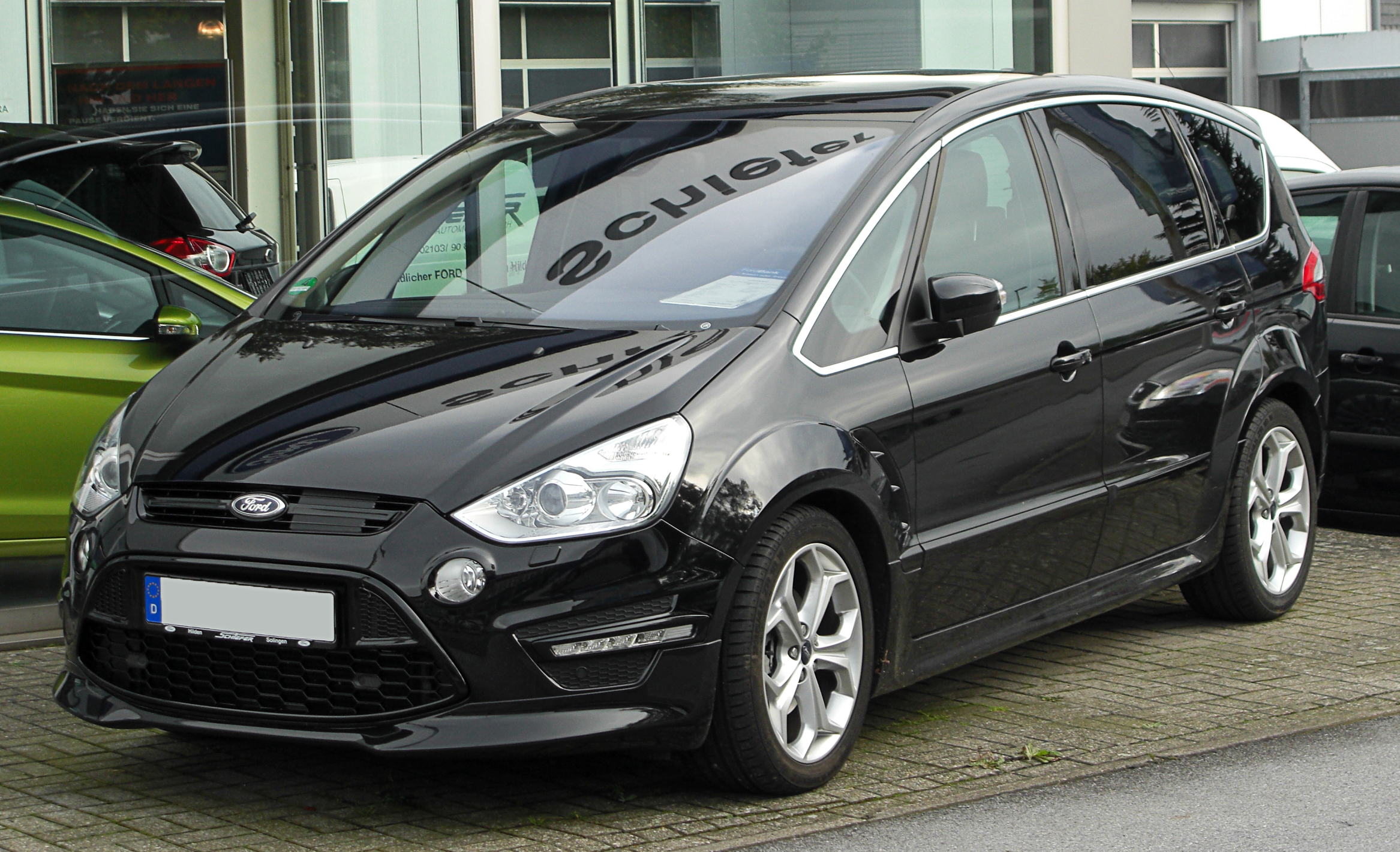 Ford S-Max 2.2 2007 photo - 4