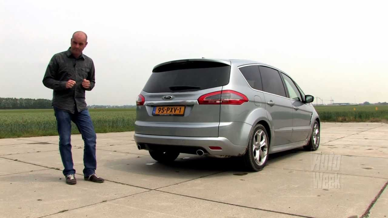 Ford S-Max 2.2 2011 photo - 10