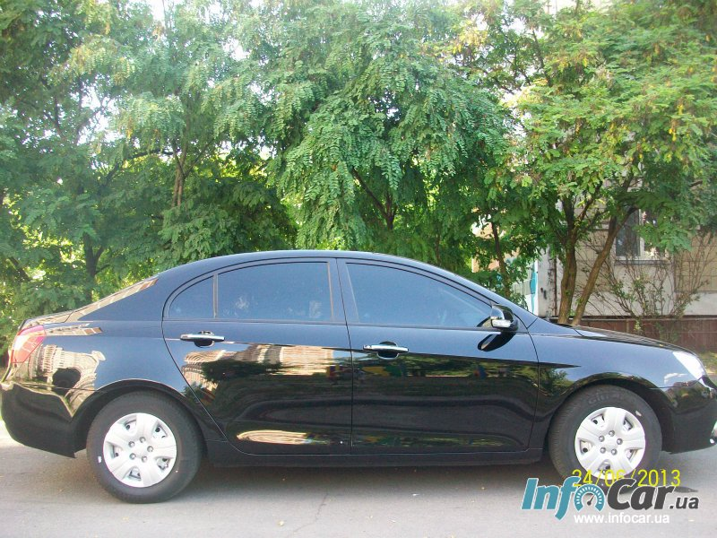Geely Emgrand 1.8 2012 photo - 3