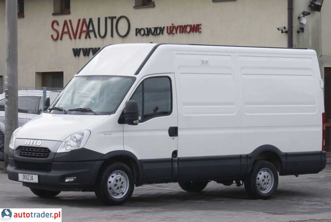 IVECO Daily 2.3 2013 photo - 3