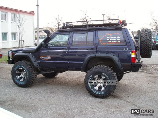 jeep cherokee 4 0 2000 technical specifications interior and exterior photo. Black Bedroom Furniture Sets. Home Design Ideas