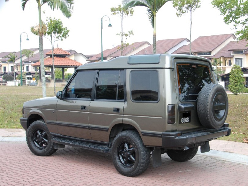 Land Rover Discovery 2.0 1996 photo - 1