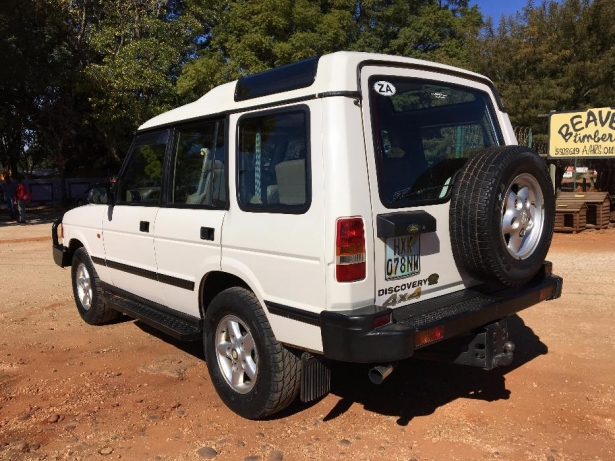 Land Rover Discovery 2.0 1996 photo - 2
