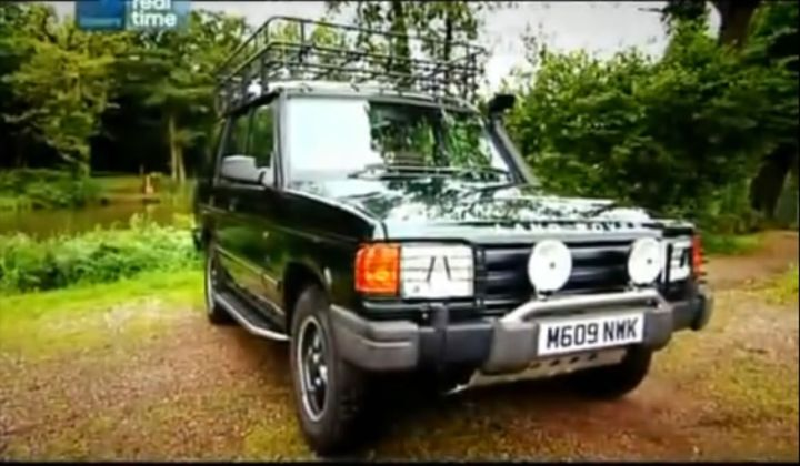 Land Rover Discovery 2.5 1995 photo - 1