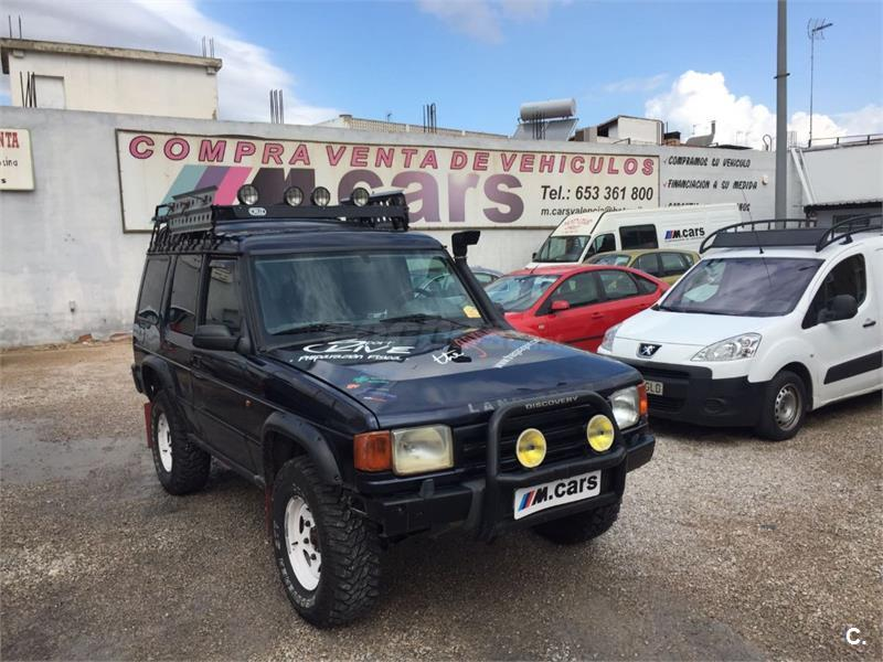 Land Rover Discovery 2.5 1995 photo - 11