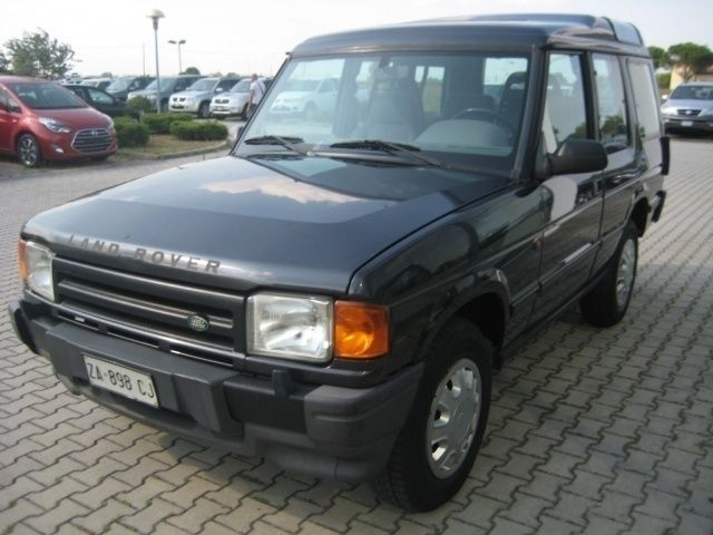 Land Rover Discovery 2.5 1995 photo - 9