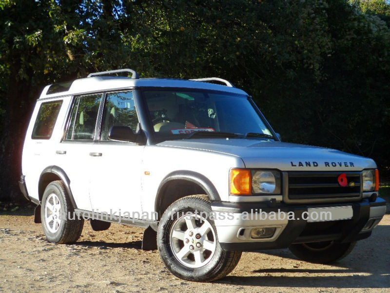 Land Rover Discovery 2.5 2002 photo - 10