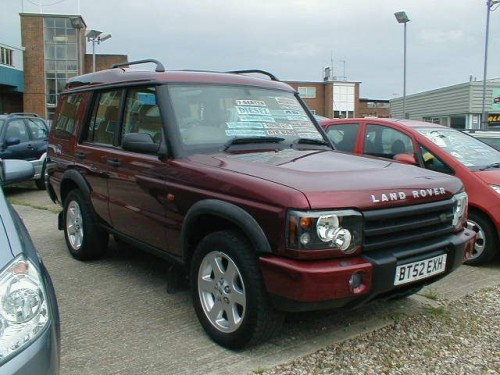 Land Rover Discovery 2.5 2002 photo - 11