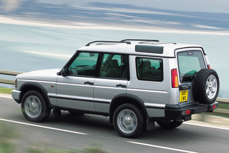 Land Rover Discovery 2.5 2002 photo - 3