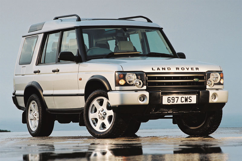Land Rover Discovery 2.5 2002 photo - 4