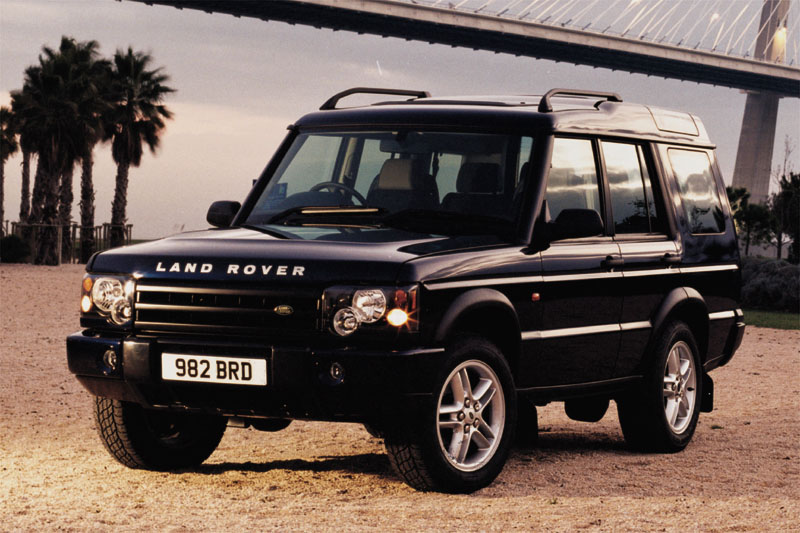 Land Rover Discovery 2.5 2002 photo - 7