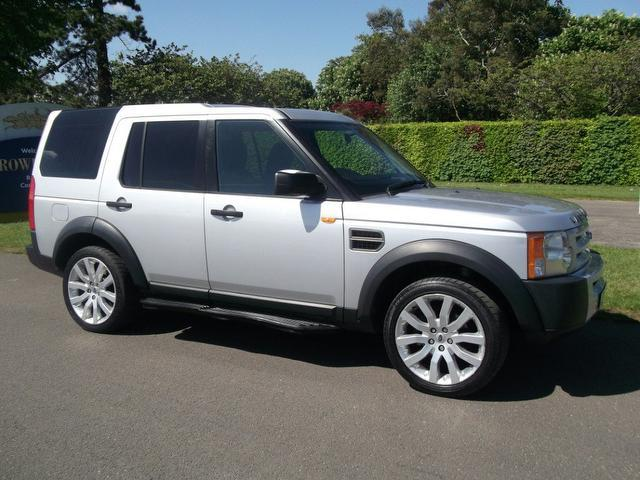 Land Rover Discovery 2.7 2005 photo - 1