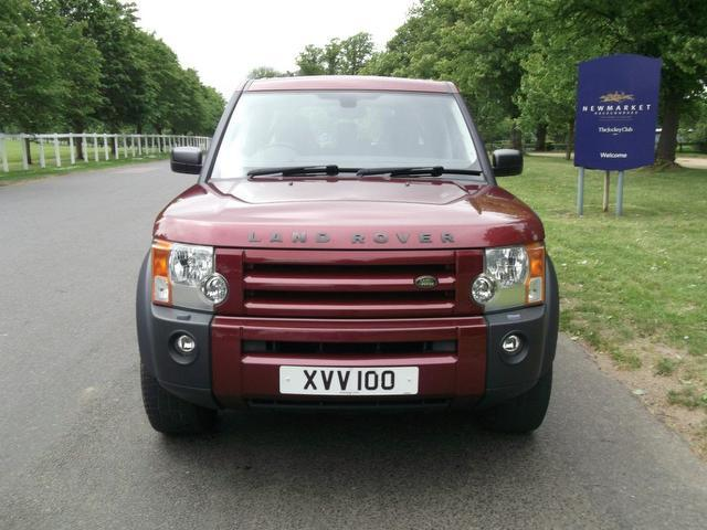 Land Rover Discovery 2.7 2005 photo - 10