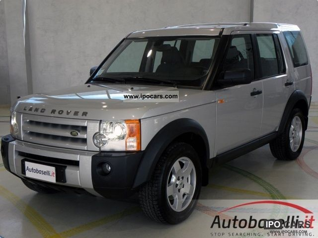 Land Rover Discovery 2.7 2005 photo - 11
