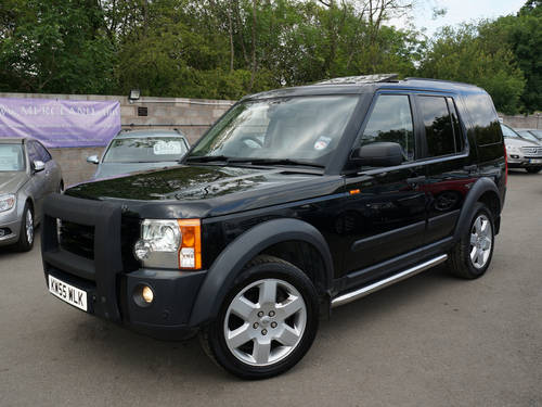 Land Rover Discovery 2.7 2005 photo - 2