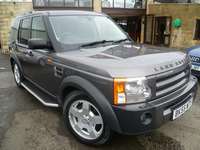 Land Rover Discovery 2.7 2005 photo - 3