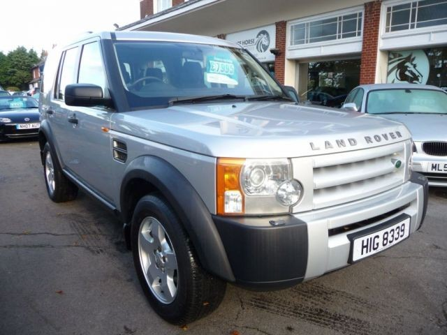 Land Rover Discovery 2.7 2005 photo - 4