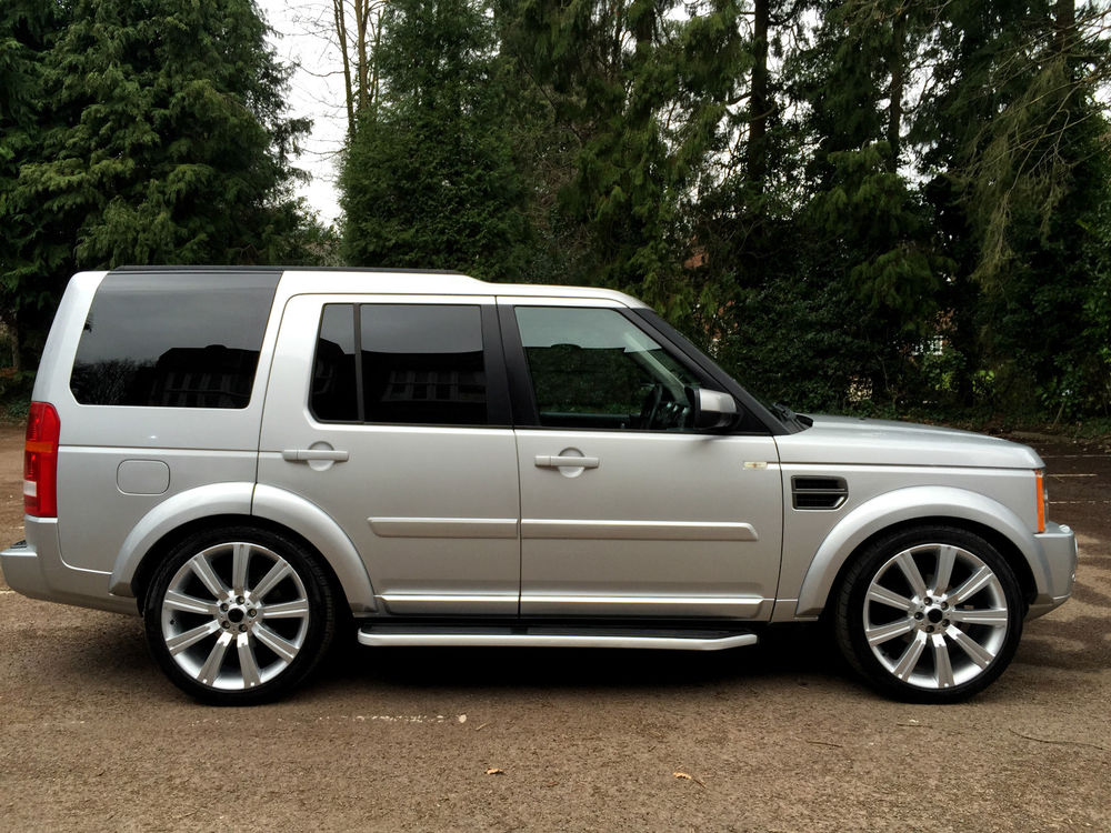 Land Rover Discovery 2.7 2005 photo - 6