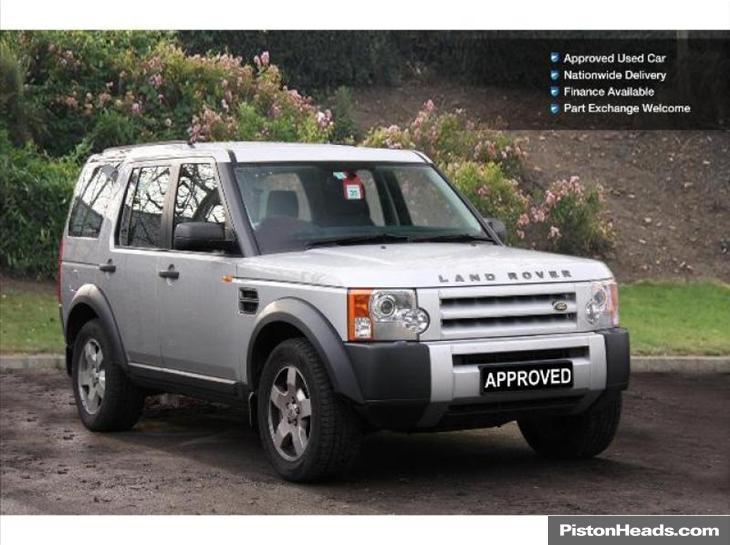 Land Rover Discovery 2.7 2005 photo - 8