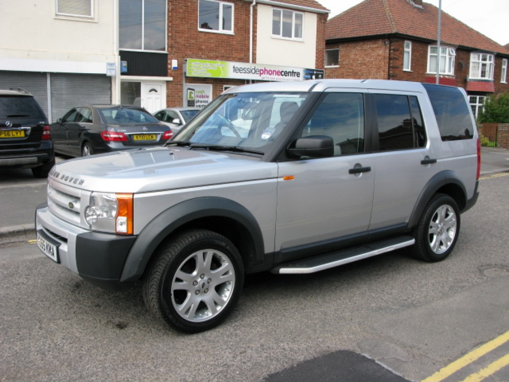 Land Rover Discovery 2.7 2005 photo - 9
