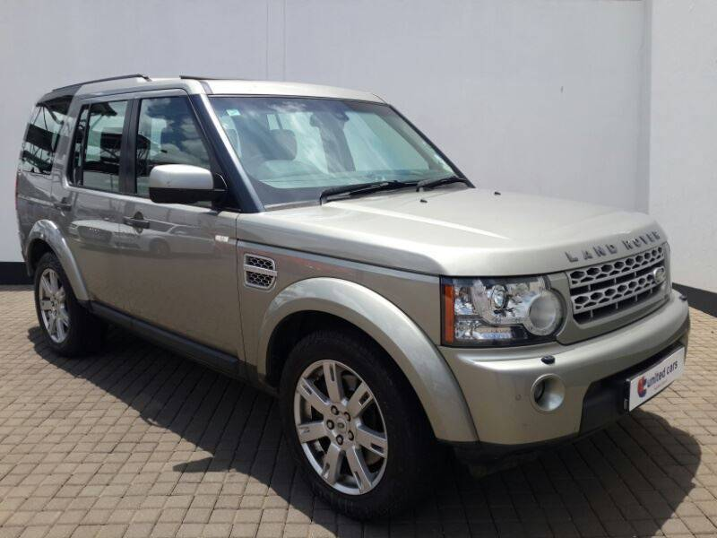 Land Rover Discovery 3.0 2010 photo - 5