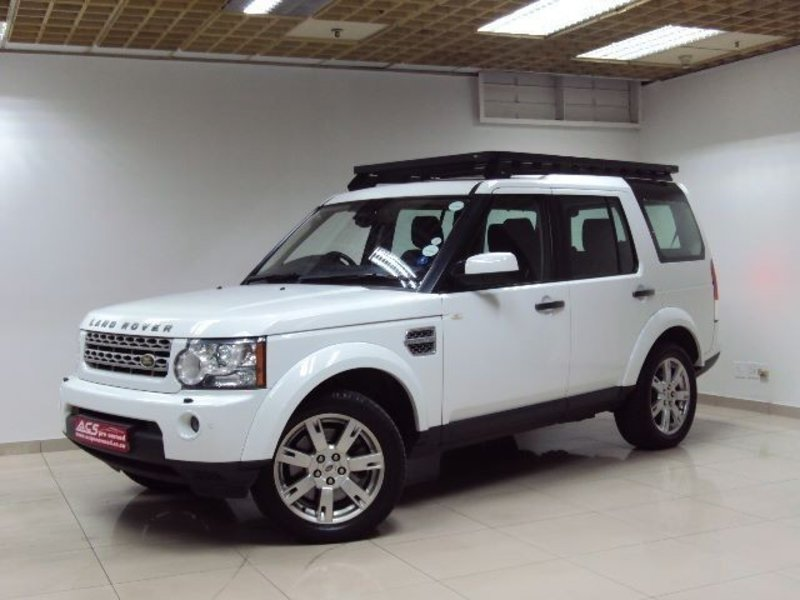 Land Rover Discovery 3.0 2010 photo - 7