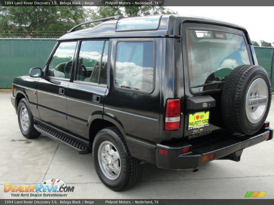 Land Rover Discovery 3.9 1994 photo - 1
