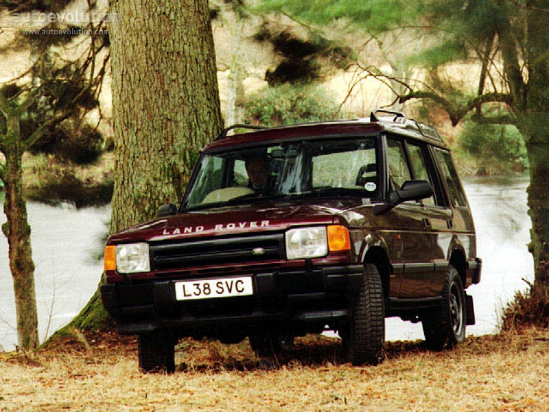 Land Rover Discovery 3.9 1994 photo - 11