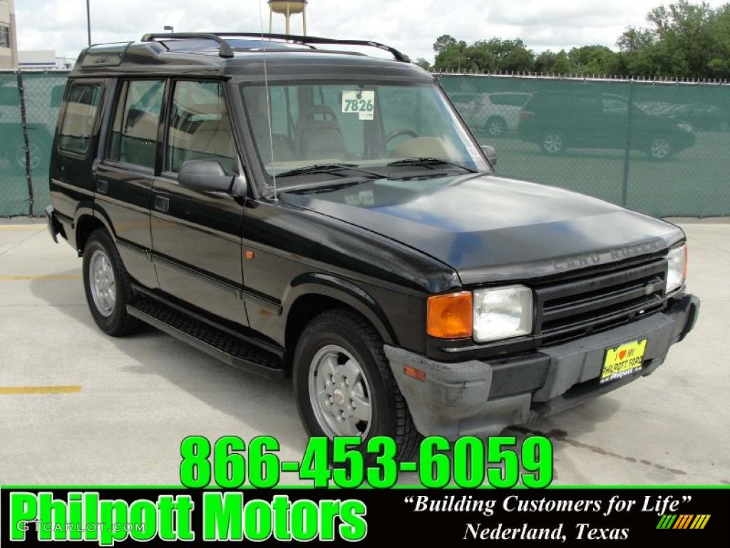 Land Rover Discovery 3.9 1994 photo - 2