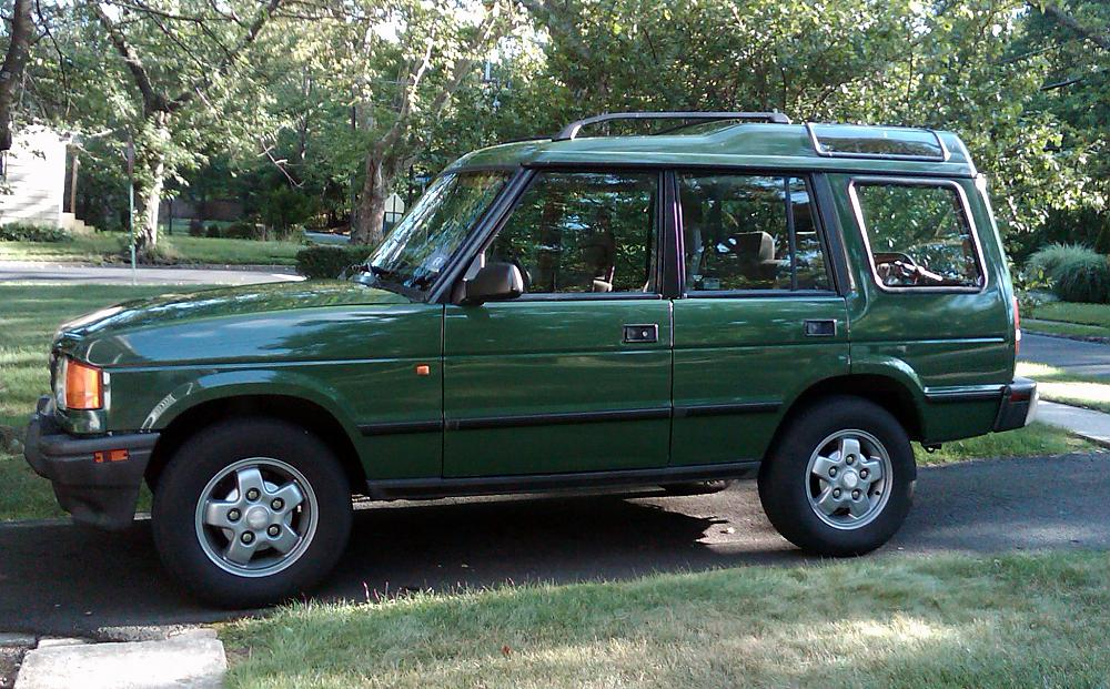 Land Rover Discovery 3.9 1994 photo - 3