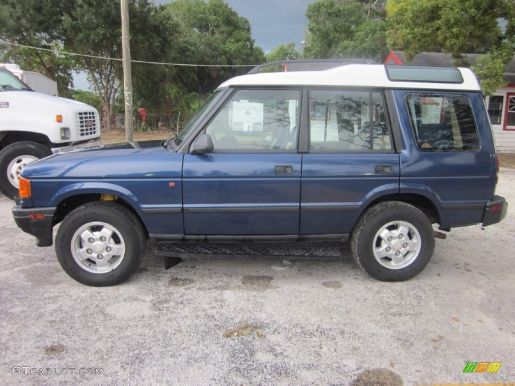 Land Rover Discovery 3.9 1994 photo - 6