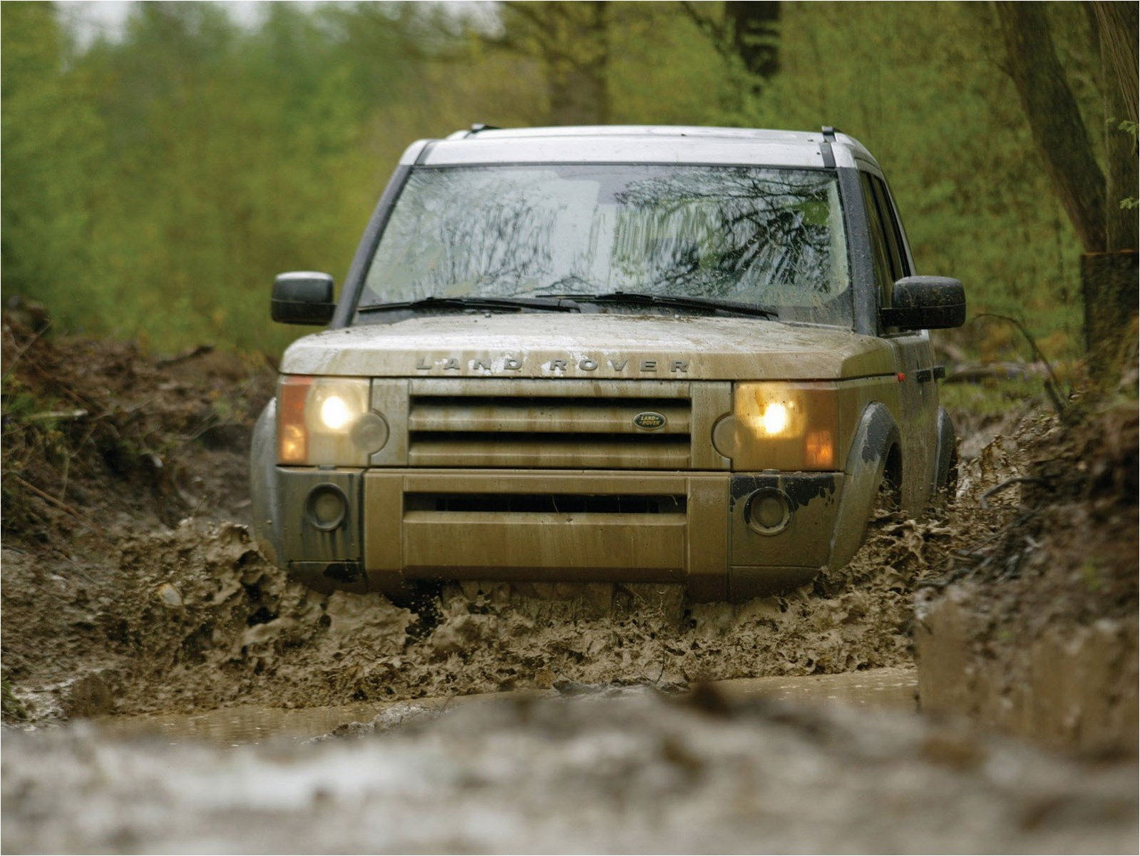 Land Rover Discovery 3.9 1994 photo - 7